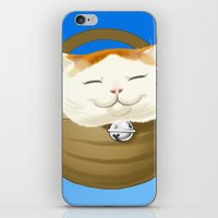 Shiro iPhone & iPod Skin