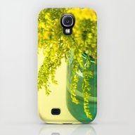 Golden Galaxy S4 Slim Case