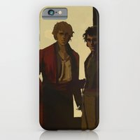 Orestes Fasting and Pylades Drunk iPhone 6 Slim Case