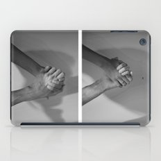 intertwine iPad Case