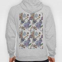Ocarina Patterns Hoody