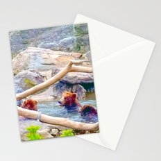 Wild Bears Stationery Cards