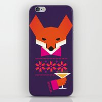 Fox (Raposu) iPhone & iPod Skin