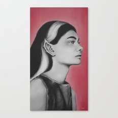 Skunk Elf  Canvas Print