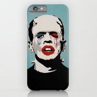=Boris Karloff=FASHIONVICTIM= iPhone 6 Slim Case