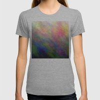 Hope Womens Fitted Tee Athletic Grey SMALL