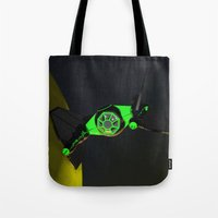 T.I.E. of the High Priest Tote Bag