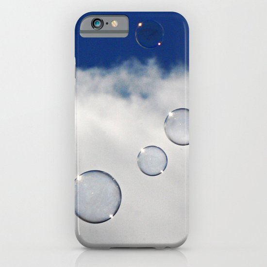 Floating Bubbles iPhone & iPod Case