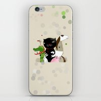 United Animals iPhone & iPod Skin