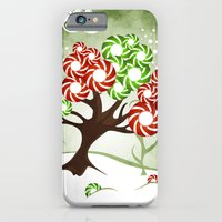 iPhone & iPod Case featuring Magic Candy Tree - V2 by Ruxique