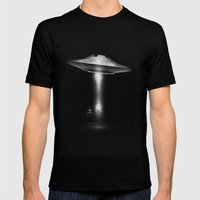 Believe Mens Fitted Tee Black SMALL