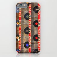 Break Me Home Tonight iPhone 6 Slim Case