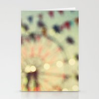 Carnival Dreams Stationery Cards