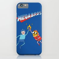 Mega Bros iPhone 6 Slim Case