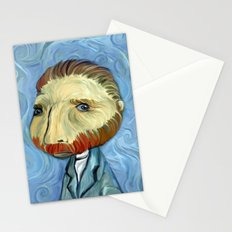 Van Gogh Stationery Cards