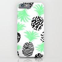 Classy Pineapples iPhone 6 Slim Case