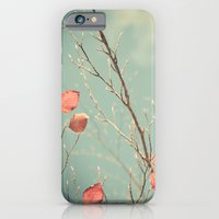 iPhone & iPod Case featuring The Winter Days of Autumn by Ben Higgins