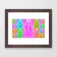 Hierophantsy Framed Art Print