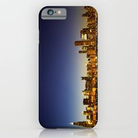 iPhone & iPod Case featuring Chicago Sunset by Dan Svoboda