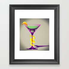 MixMotion: New Orleans Sours Framed Art Print