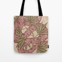 The Snake Tote Bag