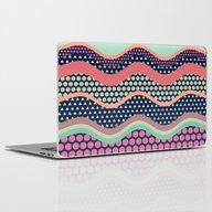 Patternwork XII Laptop & iPad Skin