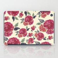Antique Floral iPad Case
