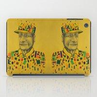 DESFRAGMENTACIÓN iPad Case
