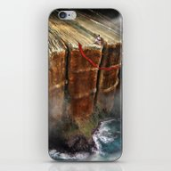 Cliffhanger iPhone & iPod Skin