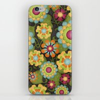 How Does Your Garden Gro… iPhone & iPod Skin