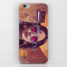 Welcome to the Fresh Doodle iPhone & iPod Skin