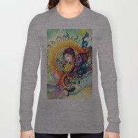 Trance Long Sleeve T-shirt