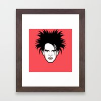 Rebellious Jukebox #5 Framed Art Print