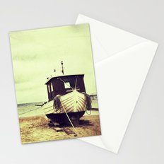 Fisher Boat Stationery Cards