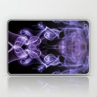 Smoke Photography #14 Laptop & iPad Skin