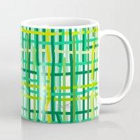 Springtime Woven. Mug