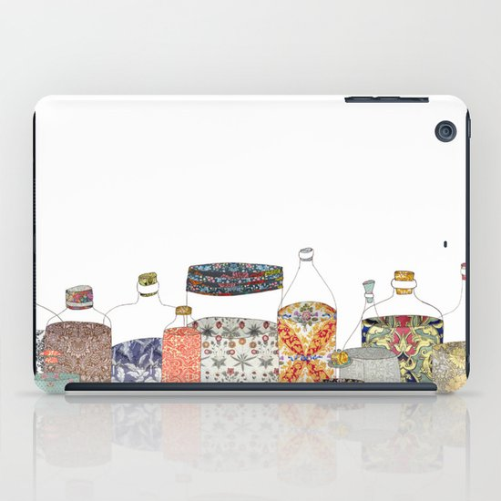 bottled happiness iPad Case