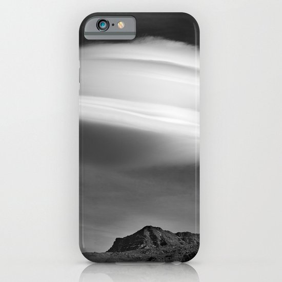 Lenticular Over Alcazaba 3315 Meters iPhone & iPod Case