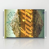FAITH (1 Corinthians 13:13) iPad Case