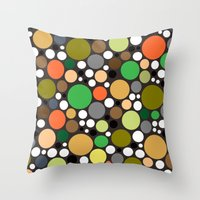 SURAYAKO Throw Pillow