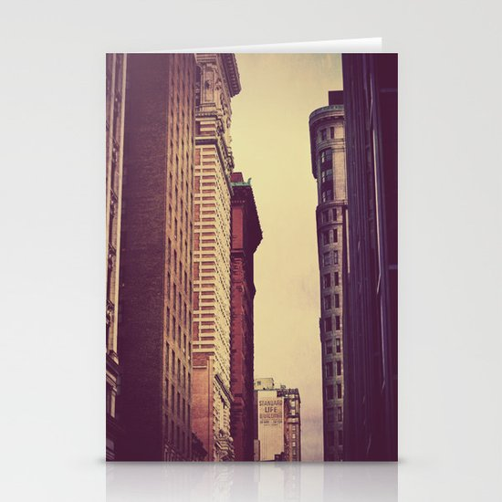 Inception Stationery Card