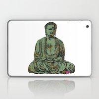 The Big Buddha Laptop & iPad Skin