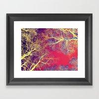 The Fairy Forest #2 Framed Art Print