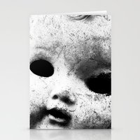 baby doll Stationery Cards