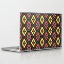 Zig Zag Ikat Laptop & iPad Skin