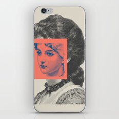 Sunday Girl iPhone & iPod Skin