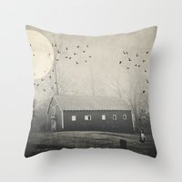 Dream A Little Dream....… Throw Pillow