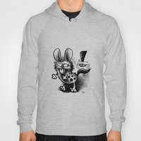The Hyena And The Spider… Hoody