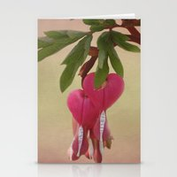 The Bleeding Hearts Stationery Cards