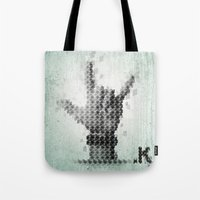 Let's ROCK Tote Bag
